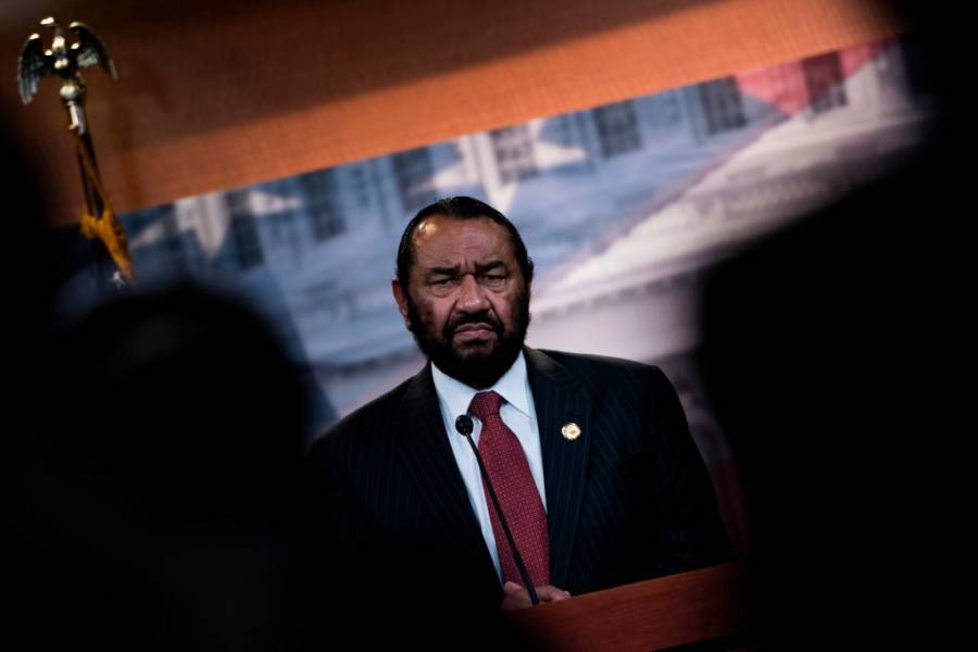 Trump Impeachment Al Green