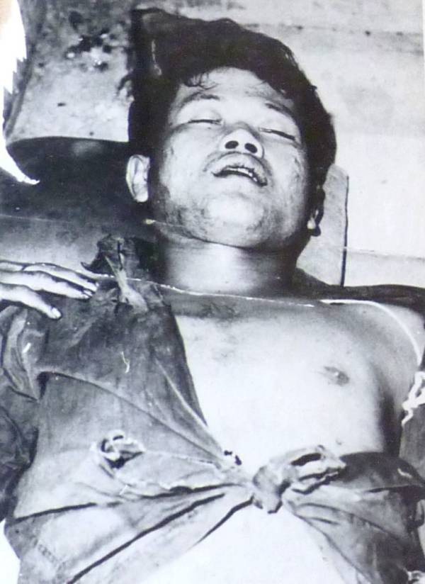 Tuol Sleng Ripped Shirt