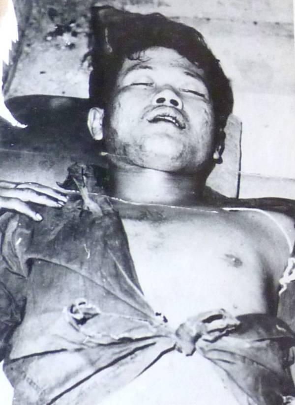 Tuol Sleng Ripped Shirt