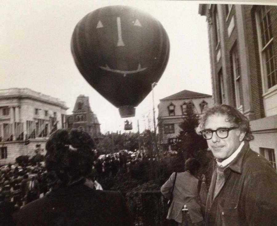 Vintage Bernie Sanders Balloon
