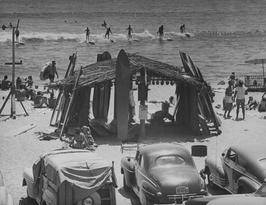 Wide Beach Exterior