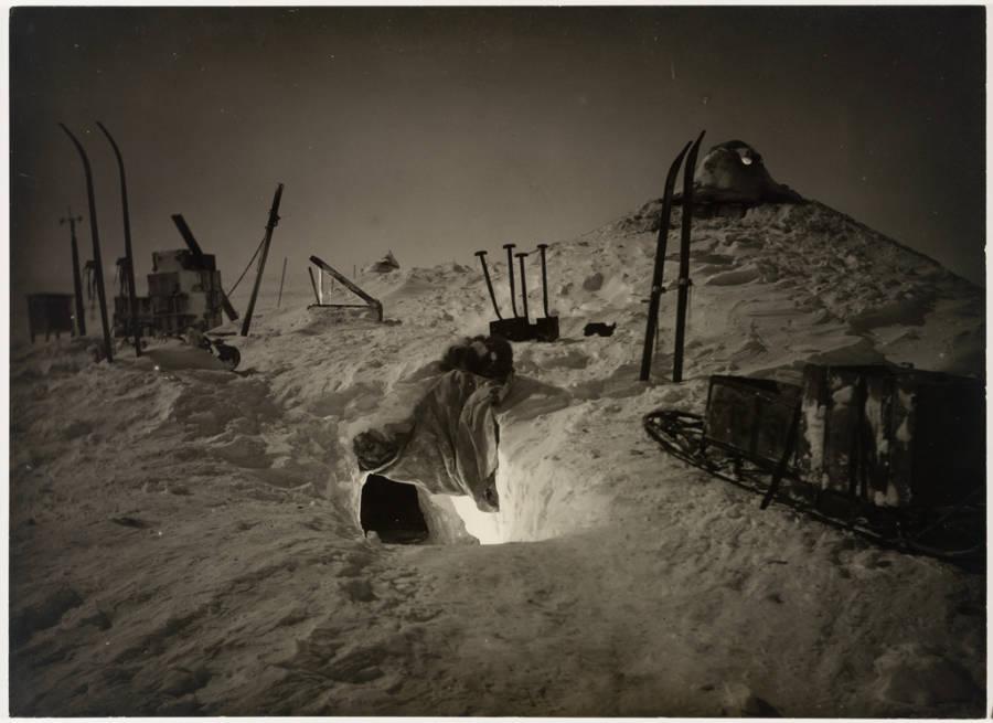 Winter Quarters Antarctic Expedition