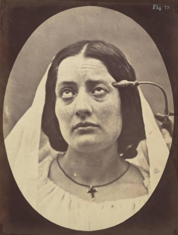 Woman Crucifix