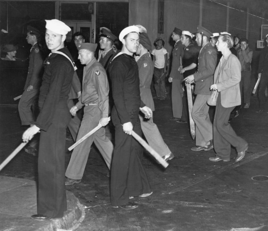 Wooden Clubs Armed Forced