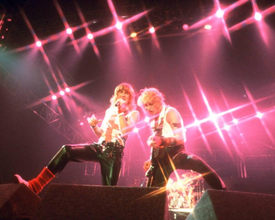 80s Metal Def Leppard