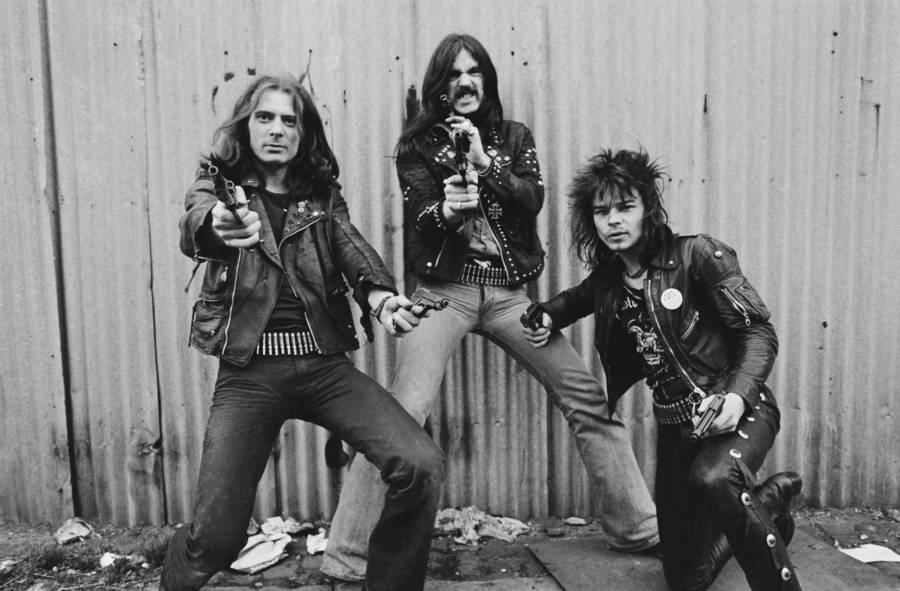80s Metal Motorhead