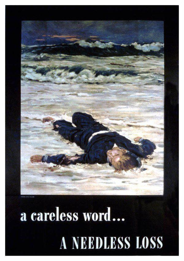 A Careless Word