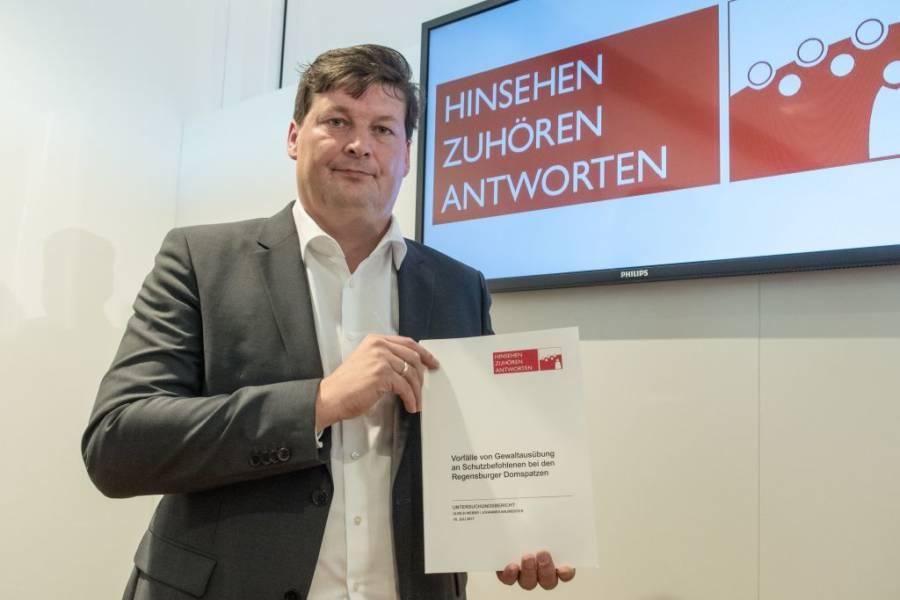 Abuse Report German Choir