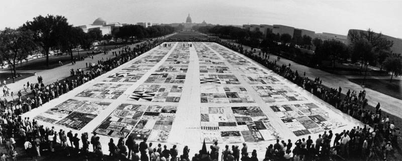 Aids Quilt Capitol