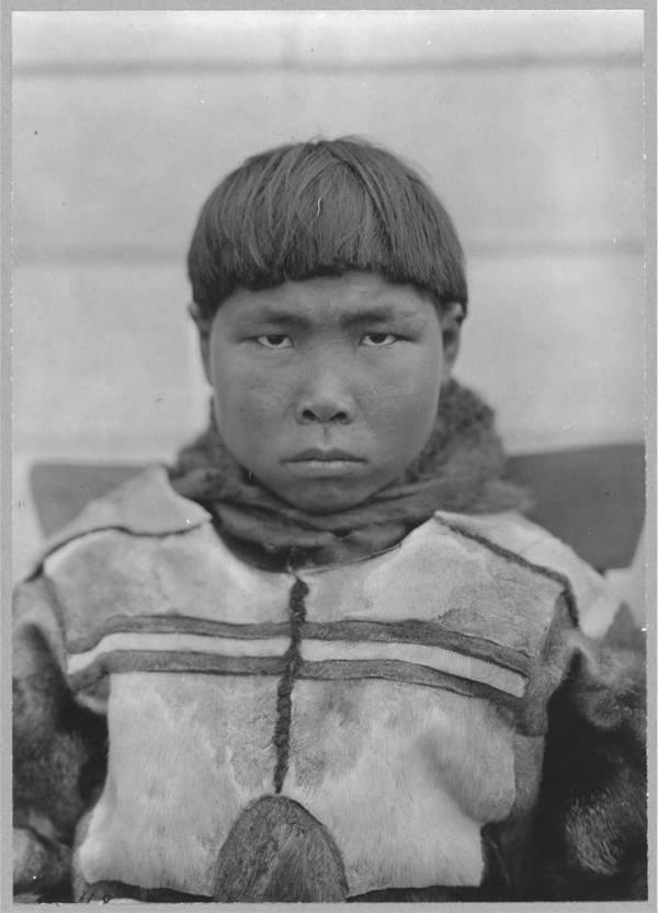 Alaskan Eskimo Boy