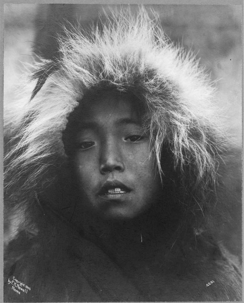 Alaskan Eskimo Child