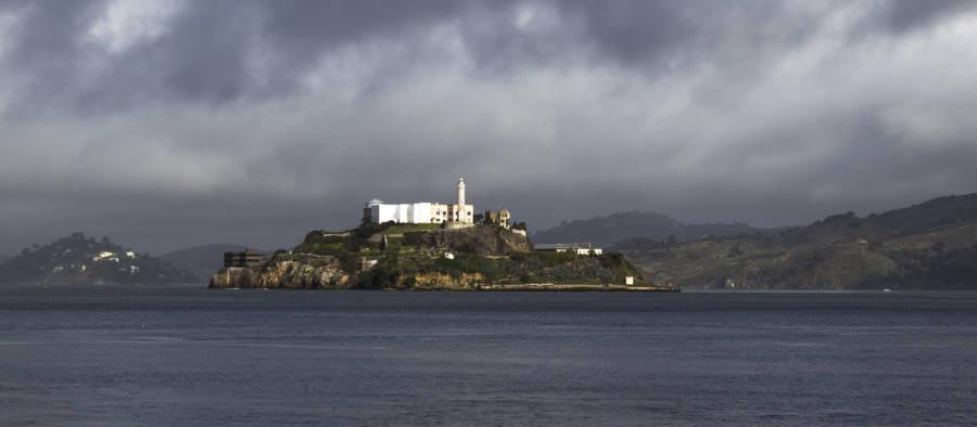 Alcatraz Prison Photos Today