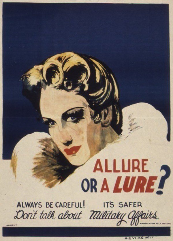 Allure Or Lure
