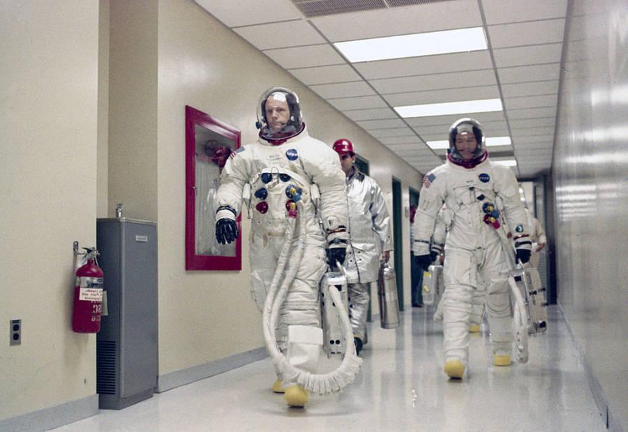 apollo 11 space walk - photo #20