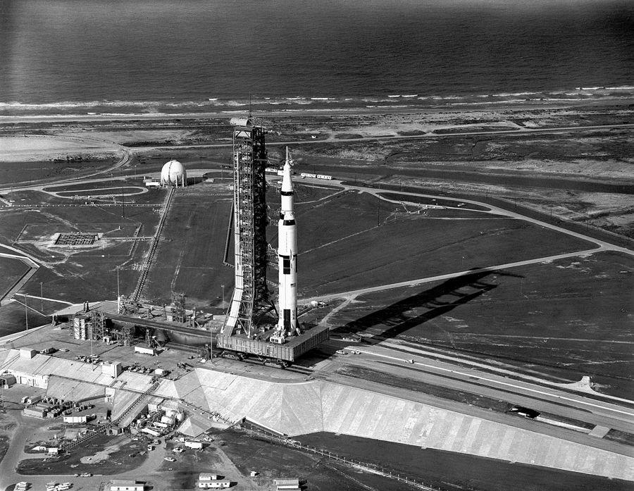 Apollo 11 On Transporter