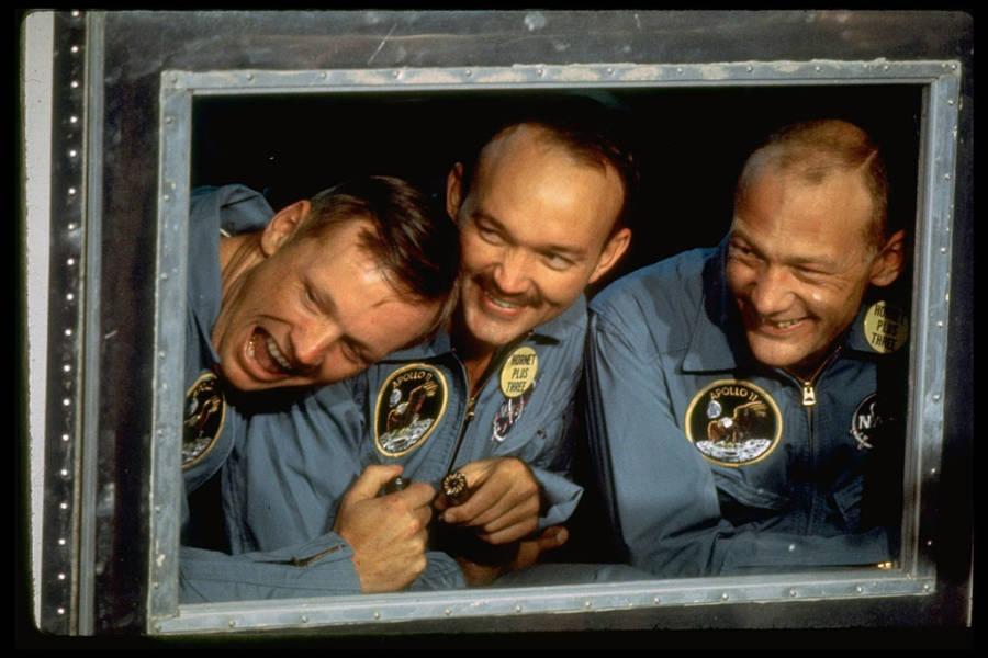 Apollo 11 Quarantine Room