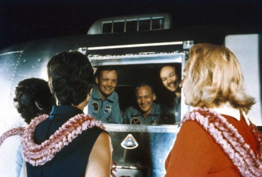 Apollo 11 Quarantine Wives