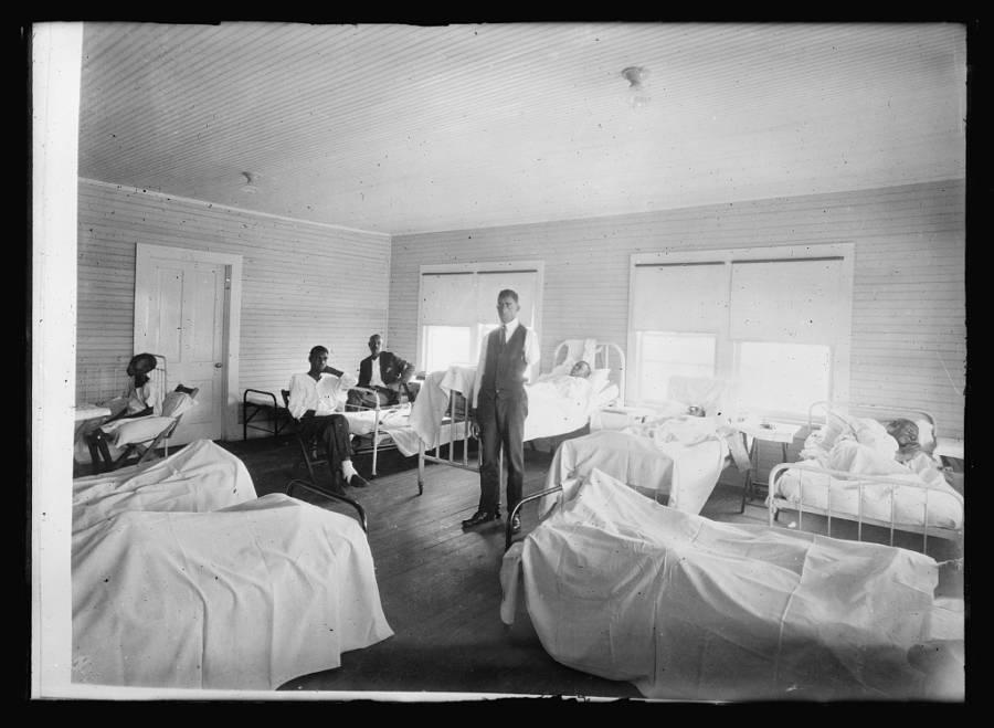 Arc Hospital Tulsa Victims