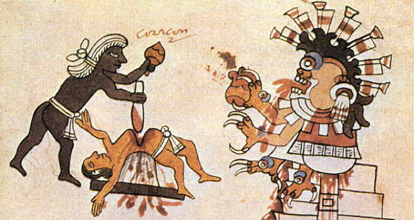 Human Sacrifice In The Pre-Columbian Americas: Separating Fact From Fiction