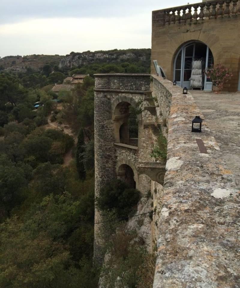 Balcony Castle