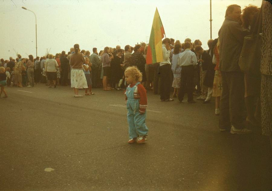 Baltic Way Child
