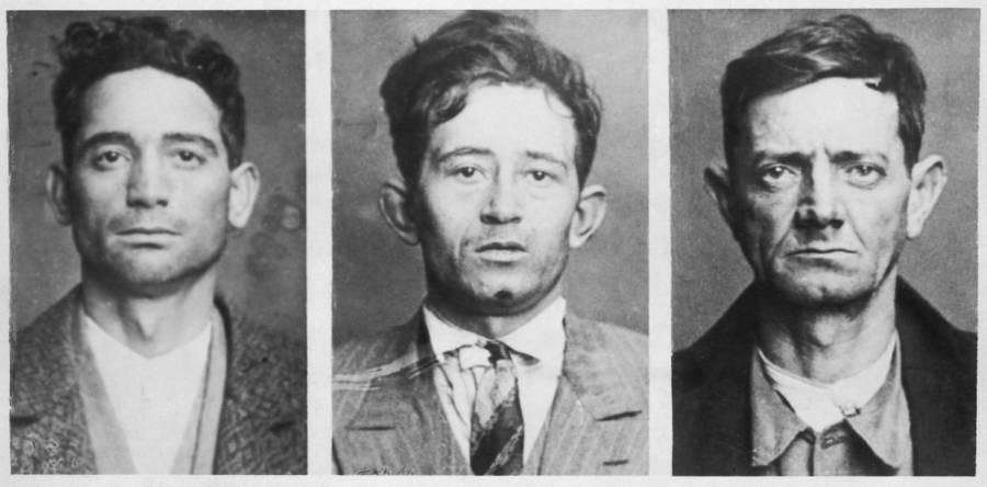 Bank Robbers Murder