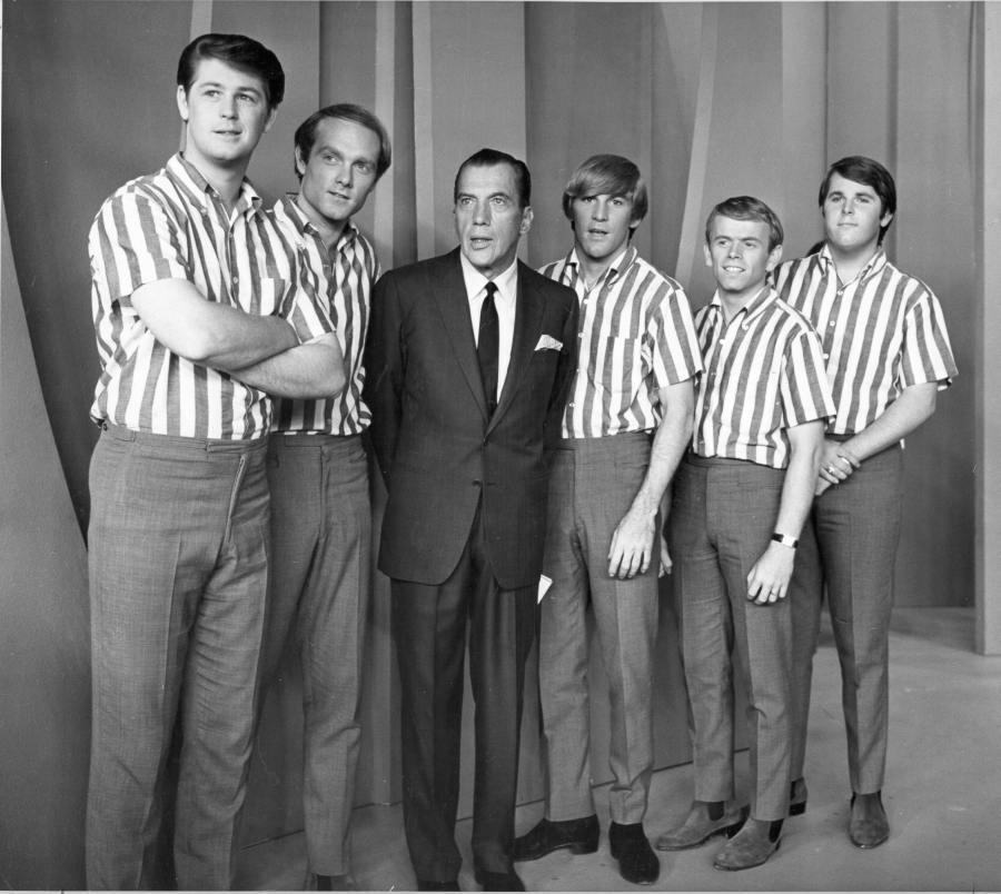 Beach Boys With Sullivan