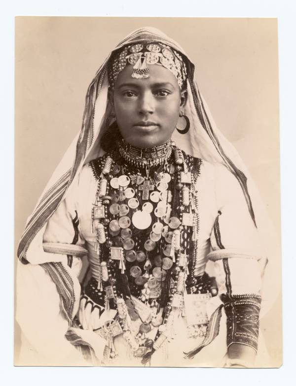 Bedouin Egypt Ceremonial Dress