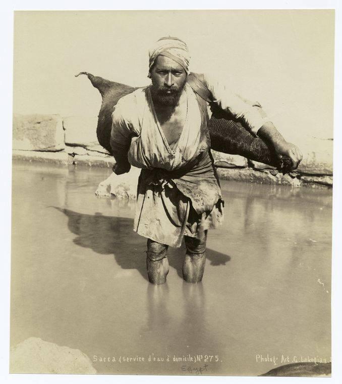 Bedouin Egypt Water Service