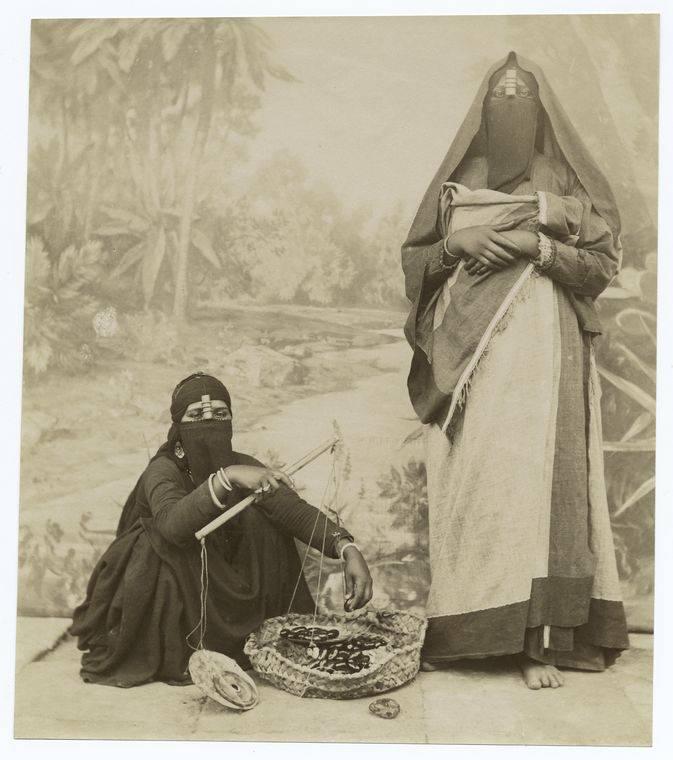 Bedouin Merchant Women
