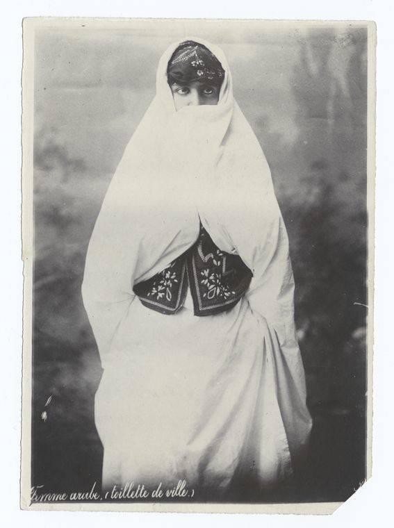 Bedouin Woman In Egypt