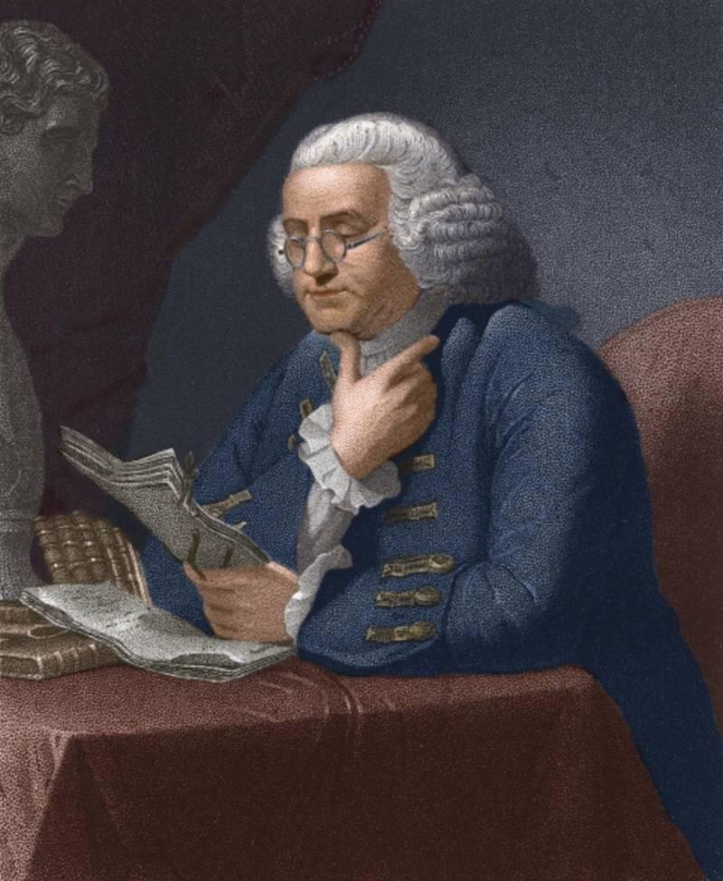 Ben Franklin Reading