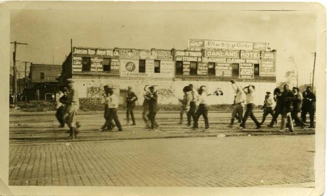 1921 Tulsa Riots