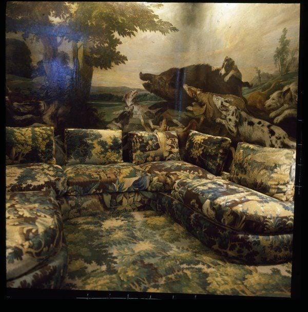 Bold Patterns Wallpaper Carpet