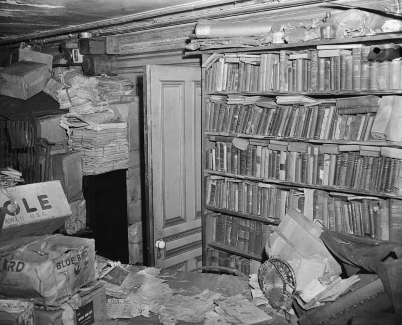 Books Junk
