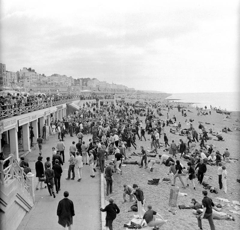 Brighton Beach Chaos