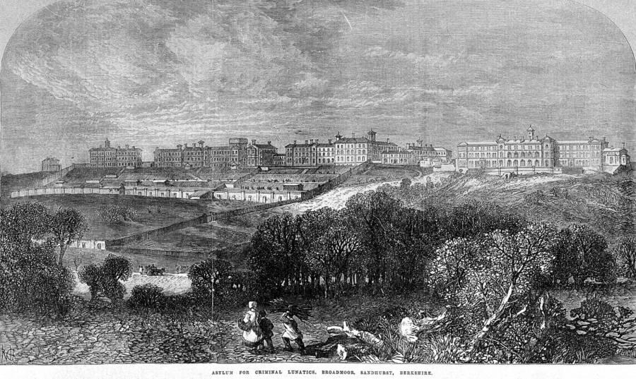 Broadmoor Asylum