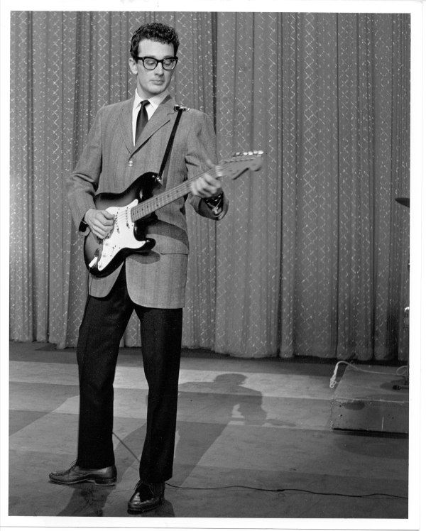 Buddy Holly Guitar