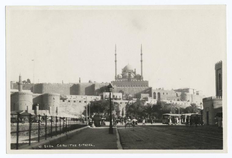 Cairo Citadel Egyptain Mosque