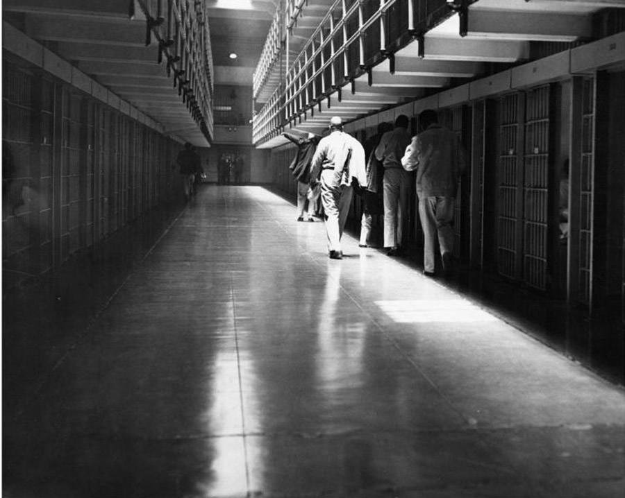 Alcatraz Prison: 45 Historic Photos Of America's Most