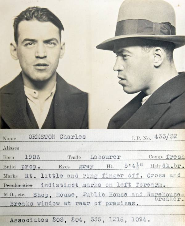 Charles Ormston