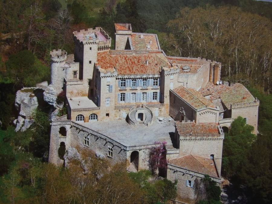 Chateau De La Barben For Sale