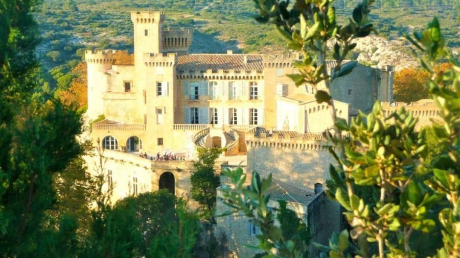 Chateau De La Barben Realty