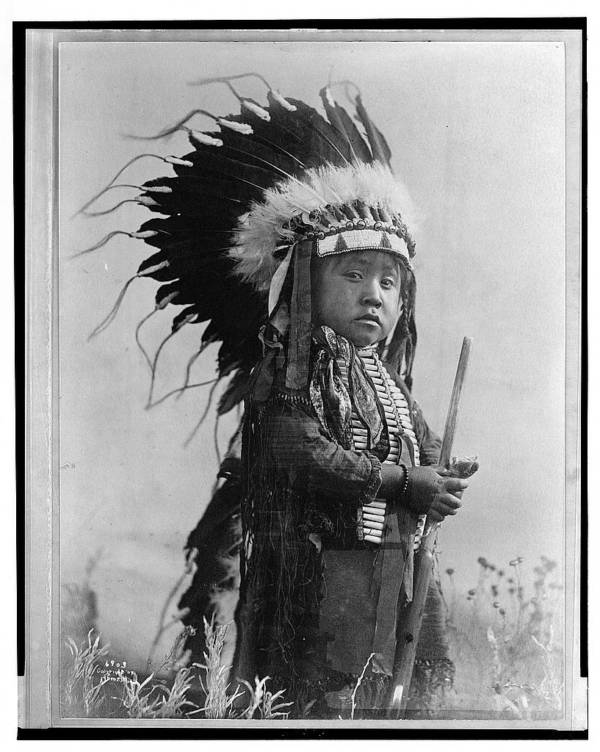 Cheyenne Future Warrior
