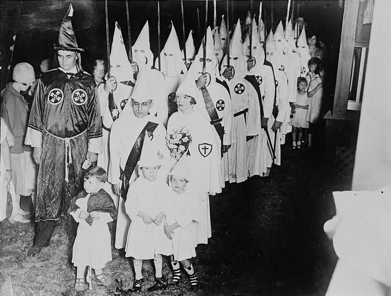 Children In Front