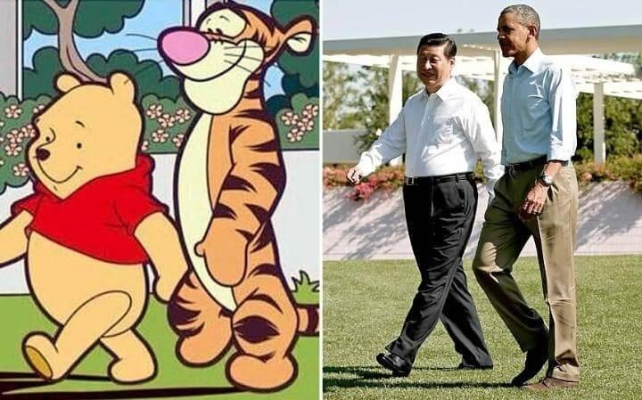 China Censors Winnie