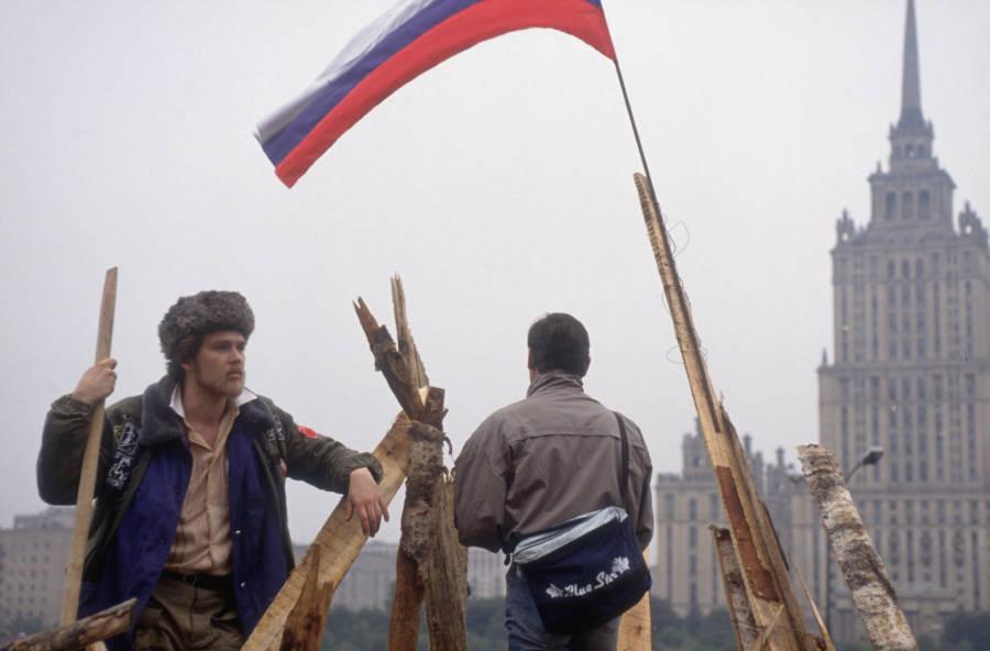 Coup D'etat Outside Kremlin
