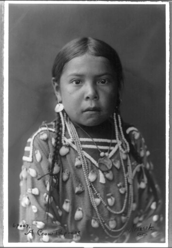 Crow Nation Papoose