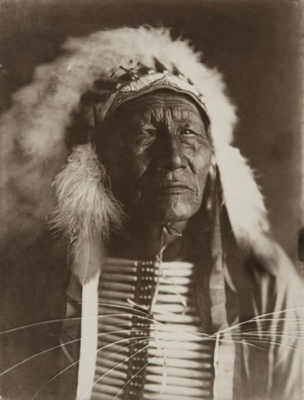 Crow Tribe Headdress