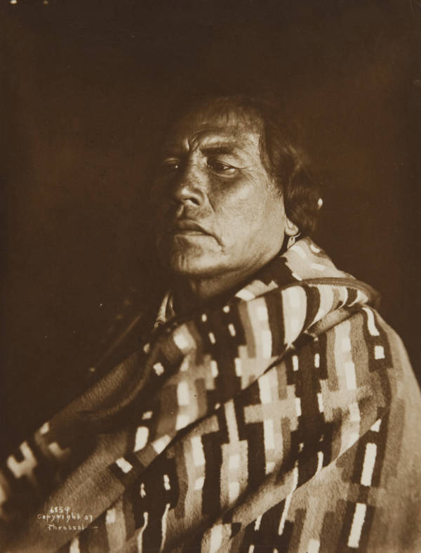 Crow Tribe Man